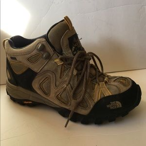 The North Face Waterproof Hiking Boots EUC